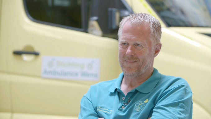 Final Wishes Before Dying: Kees Veldboer / The Founder of the Ambulance Wish Foundation, the Netherlands Direct Talk